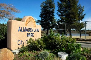 almaden-lake-park-sign