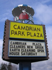 cambrian-park-plaza-carousel-and-sign