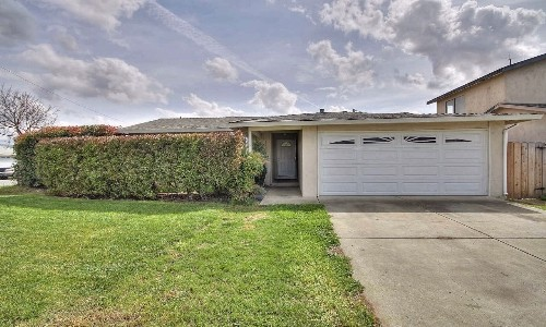 Single Family Home in South San Jose CA