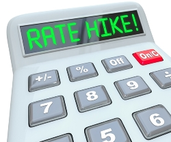 rate hike and mortgage interest rates